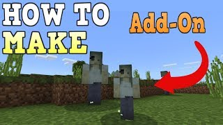 Minecraft Bedrock Edition Addon/Mod Tutorial