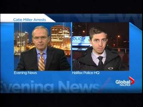 Global News Halifax Nov 26 2014 6 pm Catie MIller Case