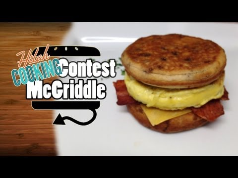 Turkey Bacon McGriddle Video Response Parody - HellthyJunkFood