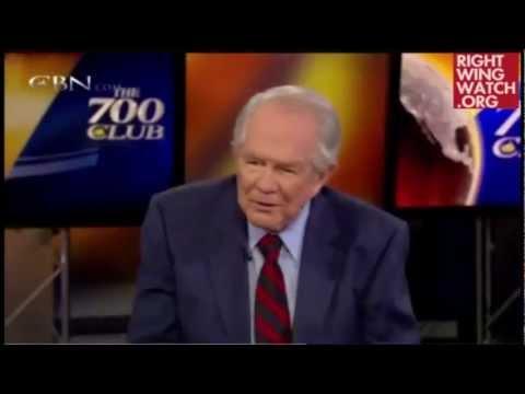 Pat Robertson: Professional Idiot