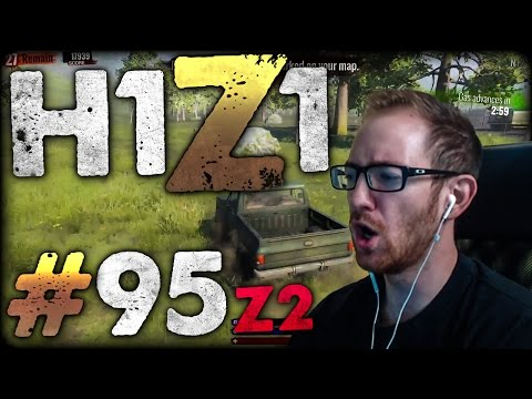 THIS GAME IS BROKEN NOW | H1Z1 Z2 Battle Royale #95
