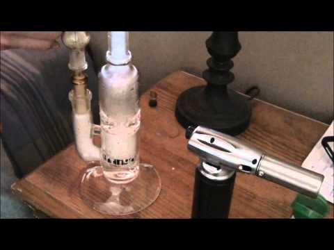 Monday Oil & Wax Massive Dabs - Chillin in my Room - Vertiog Glass Damage! READ INFO