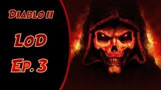 British Plays Diablo II Ep. 3 Race Against Restart