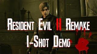 HP Omen: Resident Evil 2 Remake 1-Shot Demo(PC)