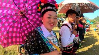 Beautiful hmong girl-zoo nkauj tshaj plaws nyob zos hmoob toj siab 19/12/2018