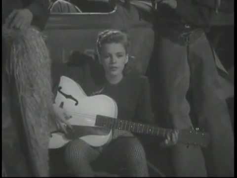 Judy Garland - Bidin