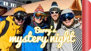 Mystery Night in London: Apres Ski, Pizza and Skating
