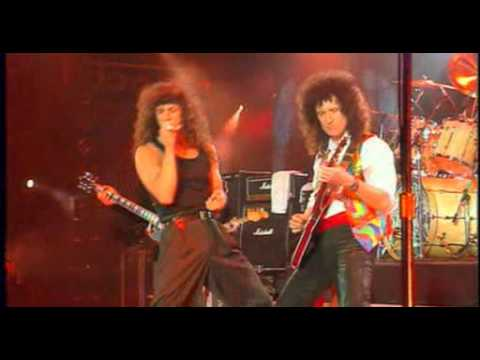 Freddy Mercury Tribute Concert Part 2