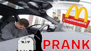 McDonalds PRANK FAIL | Tod im McDrive ! | FLEX IT