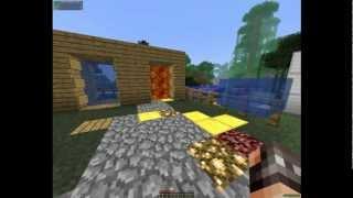 Дюп (размножение вещей) и баги в minecraft 1.2.5