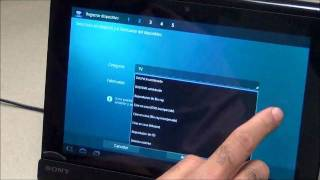 SONY TABLET TIPS