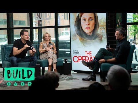 """Diane Kruger & Yuval Adler Discuss The Film, """"The Operative"""""""