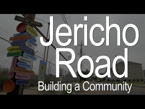 Jericho Road: Building a Community