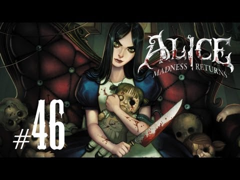 Lets Play Alice Madness Returns (Blind) 046 - Das Finale