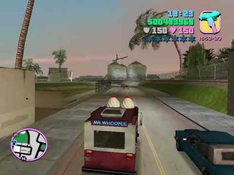 Grand Theft Auto:Vice City Mission 48:Sunshine Autos|Import Garage (Part 2)