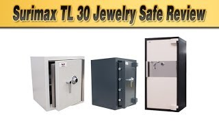 Jewelry Safes | Review of The Surimax TL Safe | The Safe Warehouse 813-908-2100