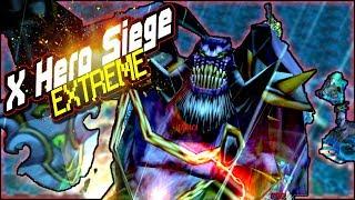 Warcraft 3 | Custom | X Hero Siege Extreme