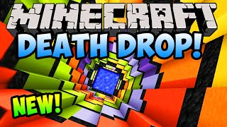 Minecraft DEATH DROP! - w/ Ali-A! -