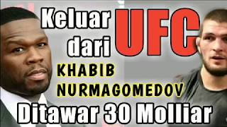 RAPPER 50 CENT BERANI BAYAR 30 MILIAR, JIKA KHABIB KELUAR DARI UFC