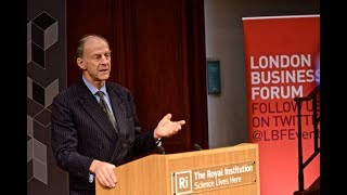 Sir Ranulph Fiennes - Extreme Leadership