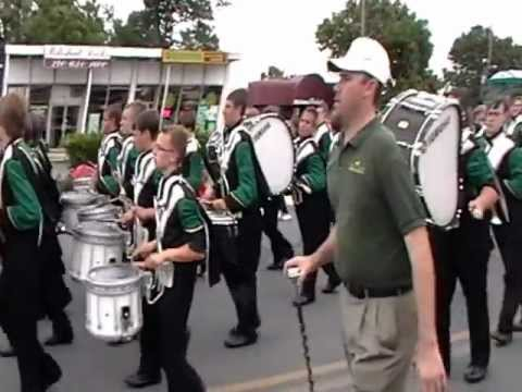 Damascus High School Marching Band 2012