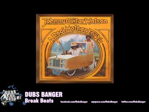 Johnny Guitar Watson Break Beat Lover Jones Drum Break