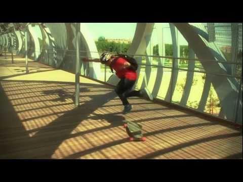 Longboarding Belle Epoque