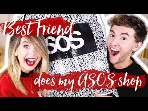 Best Friend Does My ASOS Shop | Zoella