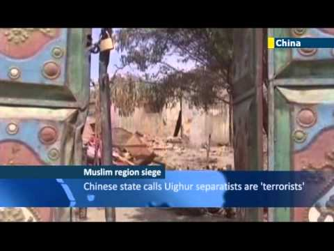China's Uighur Muslim minority involved in ethnic clashes: 21 killed in Xinjiang province