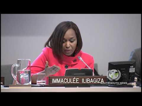 U.N. Honors 800,000 Killed in Rwanda Genocide