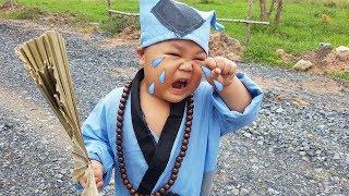 Trò Chơi Ăn Mày Tí Hon ❤ ChiChi ToysReview TV ❤ Đồ Chơi Trẻ Em Baby Doli Song