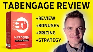 TabEngage Review -- MUST WATCH! Click here to see my Tab Engage Review