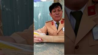 Bắt csgt Nguyễn trãi hà nội xin lỗi