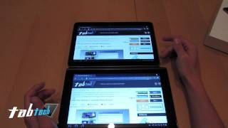 Samsung Galaxy Tab 10.1v vs. Acer Iconia Tab A500 - Deutsch (HD)