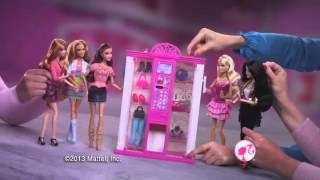 Bup be Barbie ngoi nha mo uoc