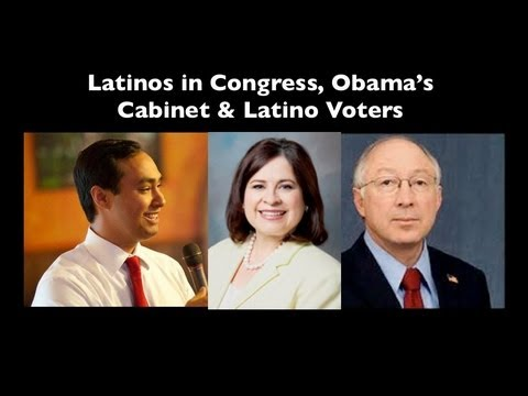 Obama's Latino Problem, Texas Latino Politicos & Latino Voters