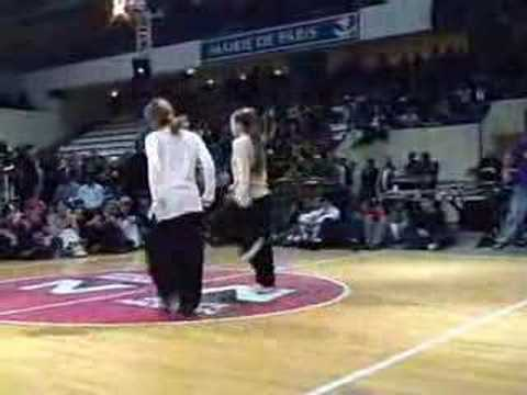 Hip-hop dance (popping n locking)