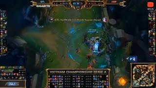 [VCSA 2015] GFL vs HNP - Rengar by SOFM [07/06/2015]