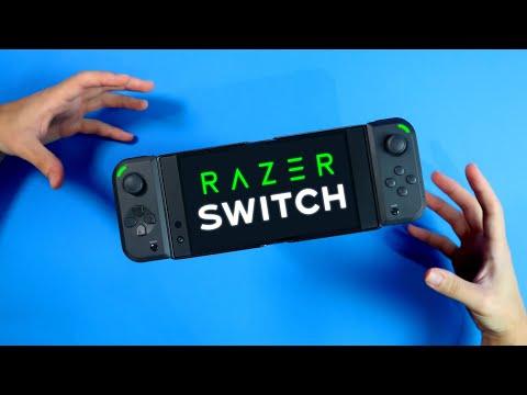 probando la Nintendo Switch de RAZER 😮 (me quedé en shock)