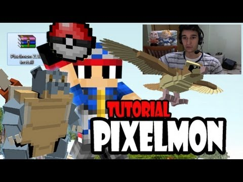 MOD: Pixelmon 1.7.2 INSTALAR TUTORIAL 2.0 - [Server Multiplayer] 2013