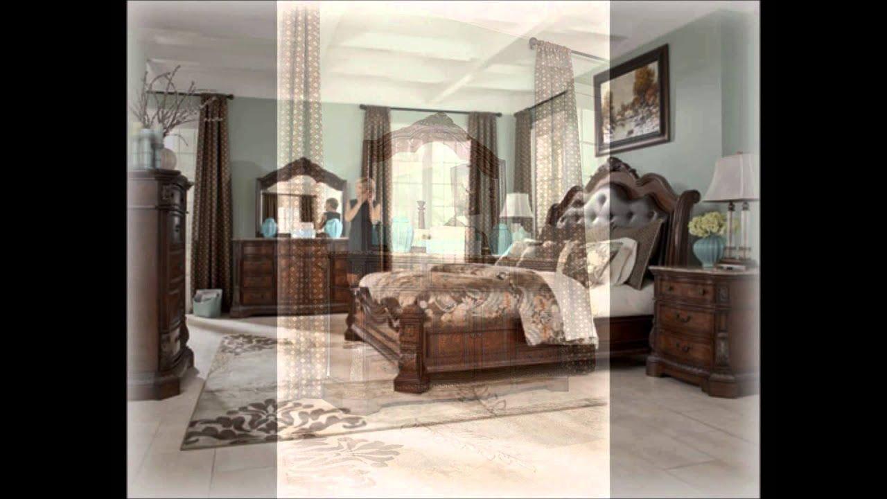 Ledelle Bedroom Set Youtube