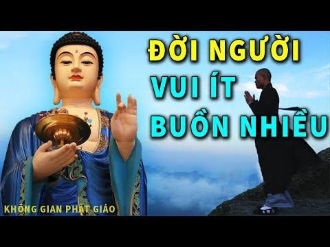 Đừng Khóc Khi Đời Vất Vả - Phật Dạy Đời Người Vui Ít Buồn Nhiều Đều Do Điều Này - Nghe Để Hạnh Phúc thumbnail
