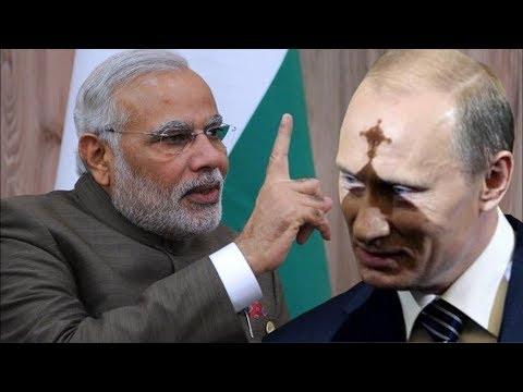 Индия прекращает импорт нефти из РФ