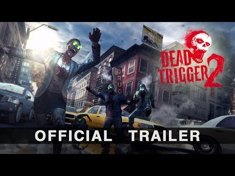 DEAD TRIGGER 2: Google Play Trailer