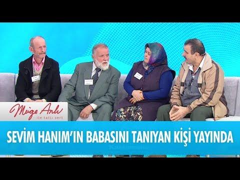 Sevim Hanım'ın babasını tanıyan Seyfettin Bey canlı yayında - Müge Anlı İle Tatlı Sert 4 Ocak 2018