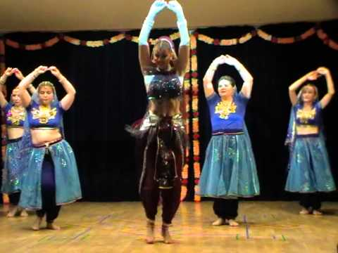 Parde Me Rehne Do Performance By Students Of Chakkar Group Moscow video