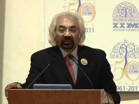 Mr. Sam Pitroda on Nation  Building in the 21st Century and Indian Challenges(part 1)