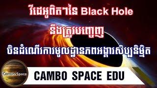 វីដេអូពិតៗនៃ Black Hole នឹងត្រូវបញ្ចេញ | ចិនដំណើរការមូលដ្ឋានភពអង្គារសិប្បនិម្មិត