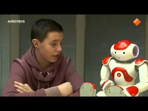 De Robot als hulp bij autisme