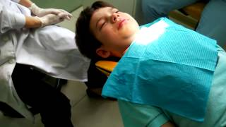 download lagu Miles At The Dentist Office Scared To Get A gratis